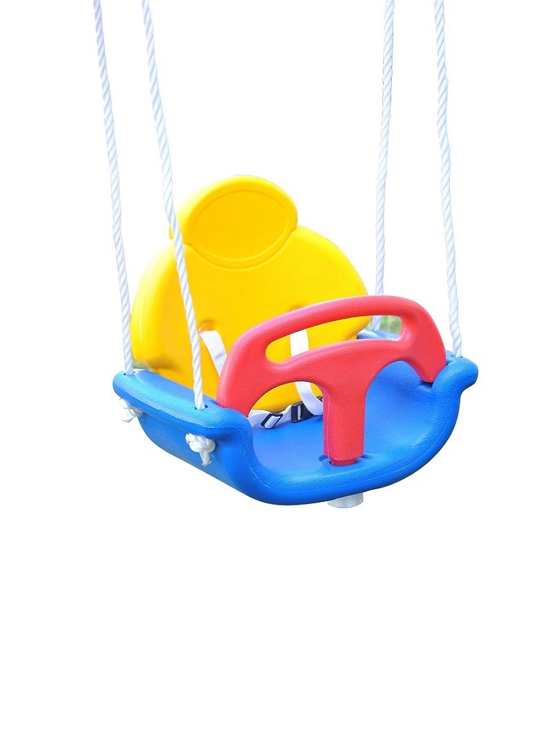 2-in-1 Plastic Baby Swing 88-8